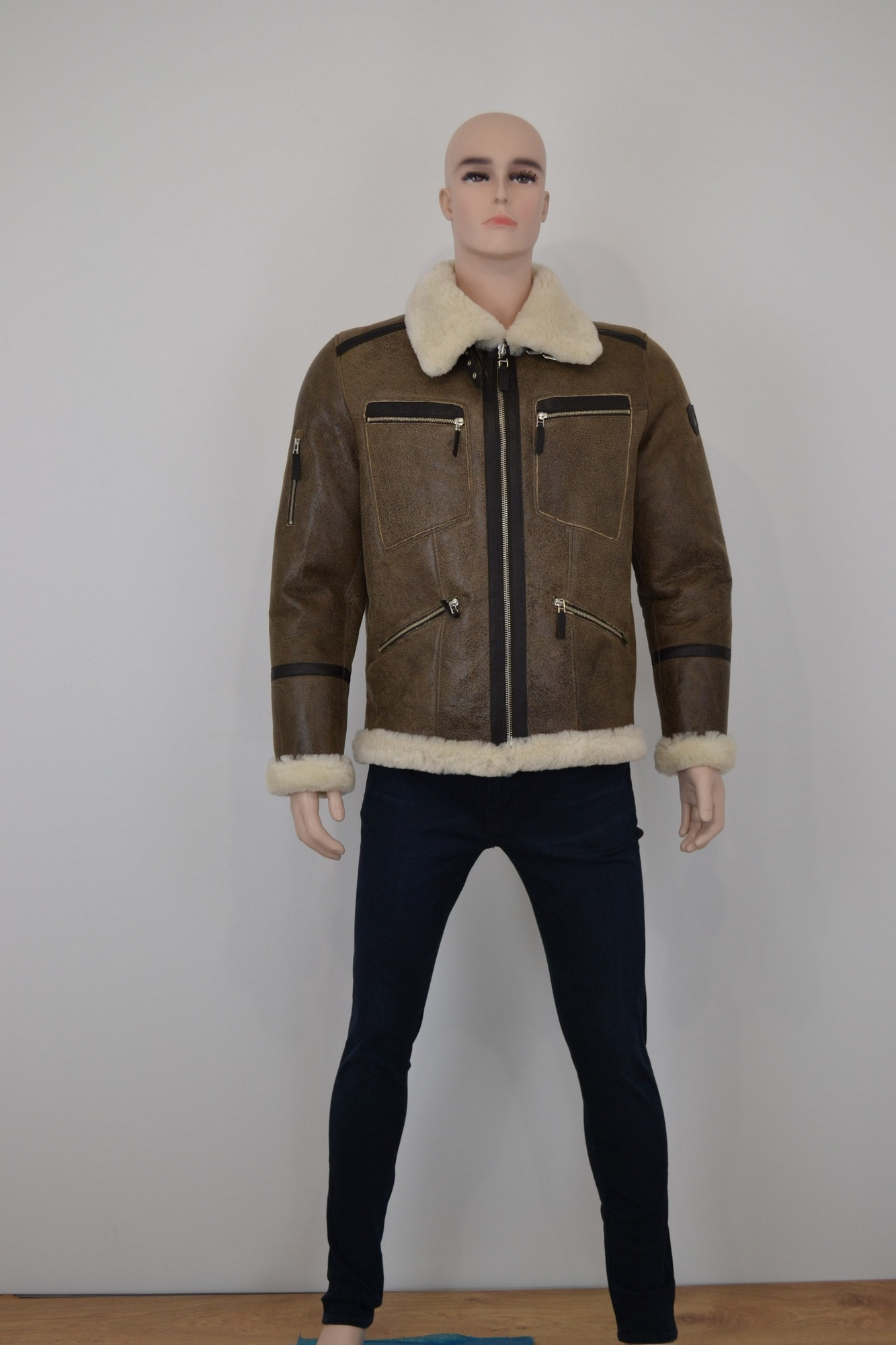 Куртка мужская, модель 19